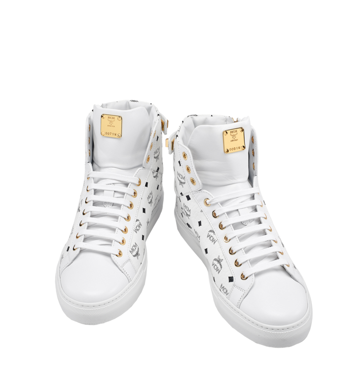 MCM SNEAKERS-WHIGHTOP_1 Alternate View 5
