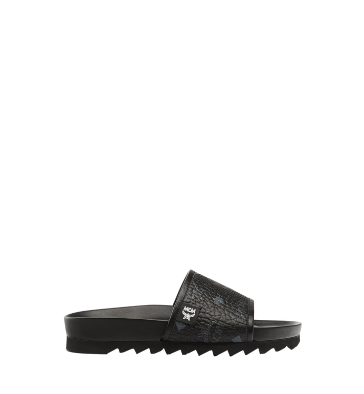 MCM Women's Visetos Slides Alternate View 3