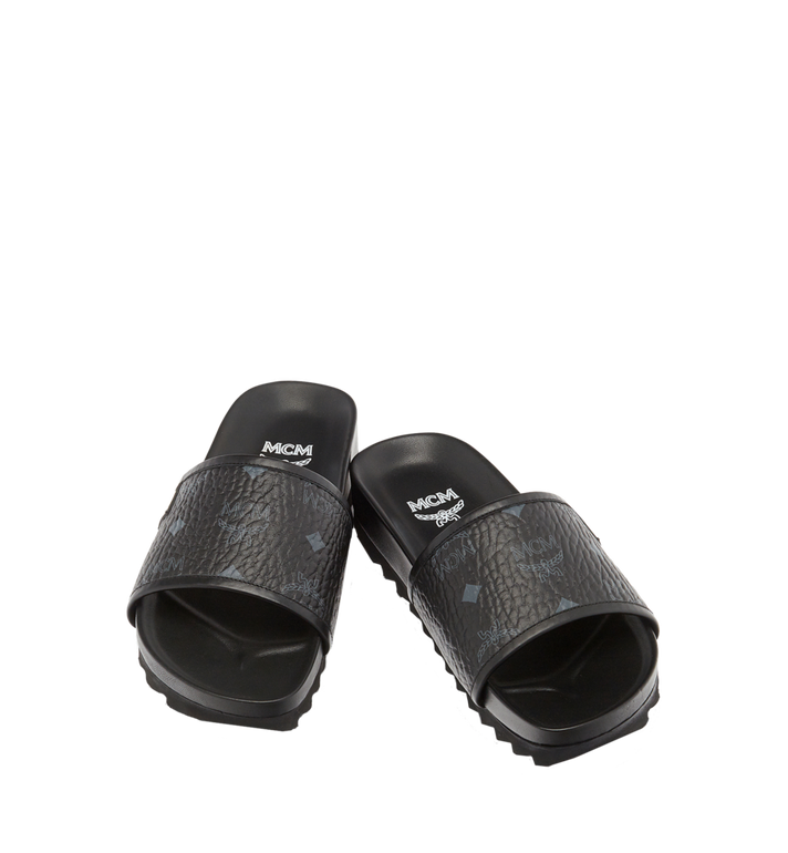 MCM Women's Visetos Slides Alternate View 4