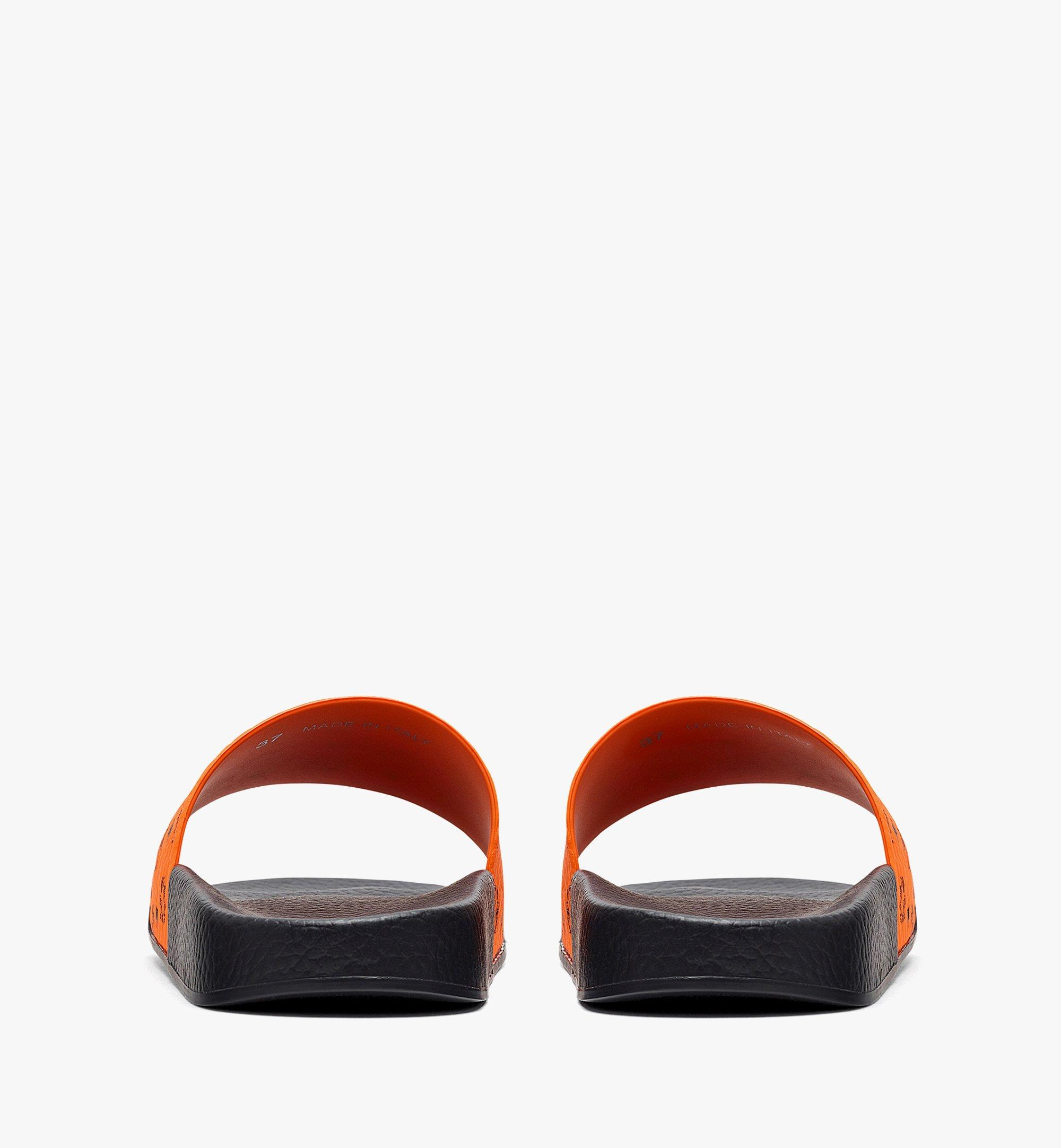 MCM Slides in Visetos für Damen Orange MES8AMM60O9036 Noch mehr sehen 2