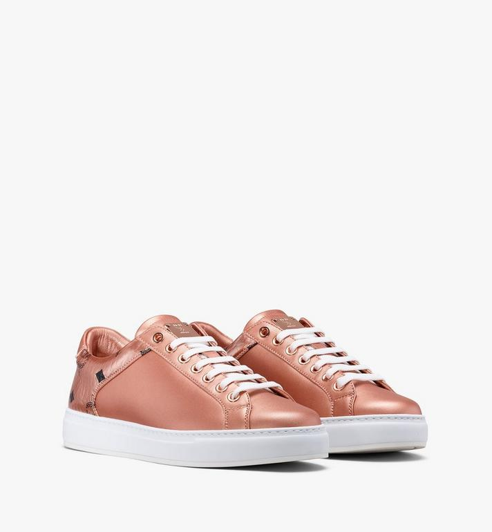 MCM Women's Low-Top Sneakers  MES9AMM00TC036 Alternate View 1