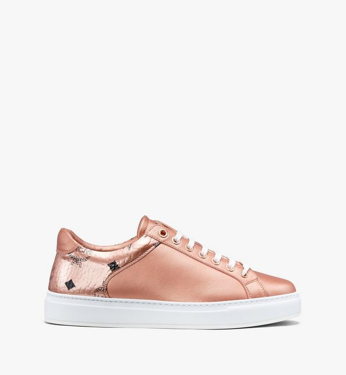 MCM Women's Low-Top Sneakers  MES9AMM00TC036 Alternate View 2
