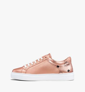 MCM Women's Low-Top Sneakers  MES9AMM00TC036 Alternate View 4