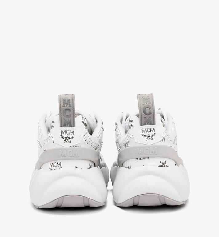 MCM Women's Low-Top Himmel Sneaker in Visetos  MES9ANX05WS036 Alternate View 5