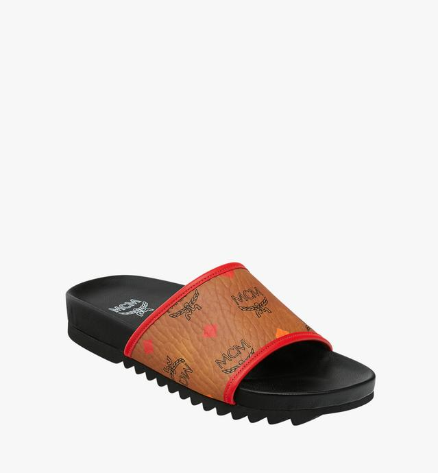 Women's Slides in Skyoptic Visetos