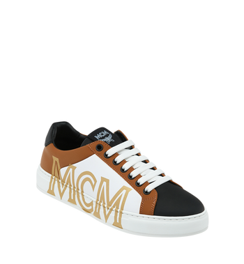 MCM SNEAKERS-WLTOPLEATHER Alternate View