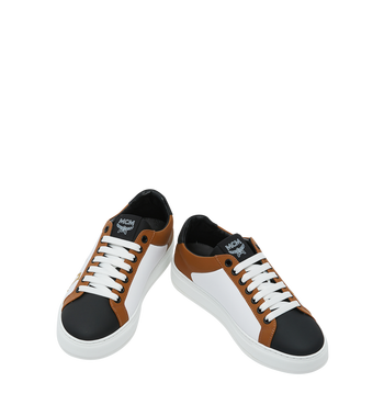 MCM SNEAKERS-WLTOPLEATHER  1876 Alternate View 4