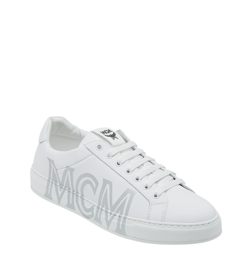 Women's Low Top Sneakers in Leather