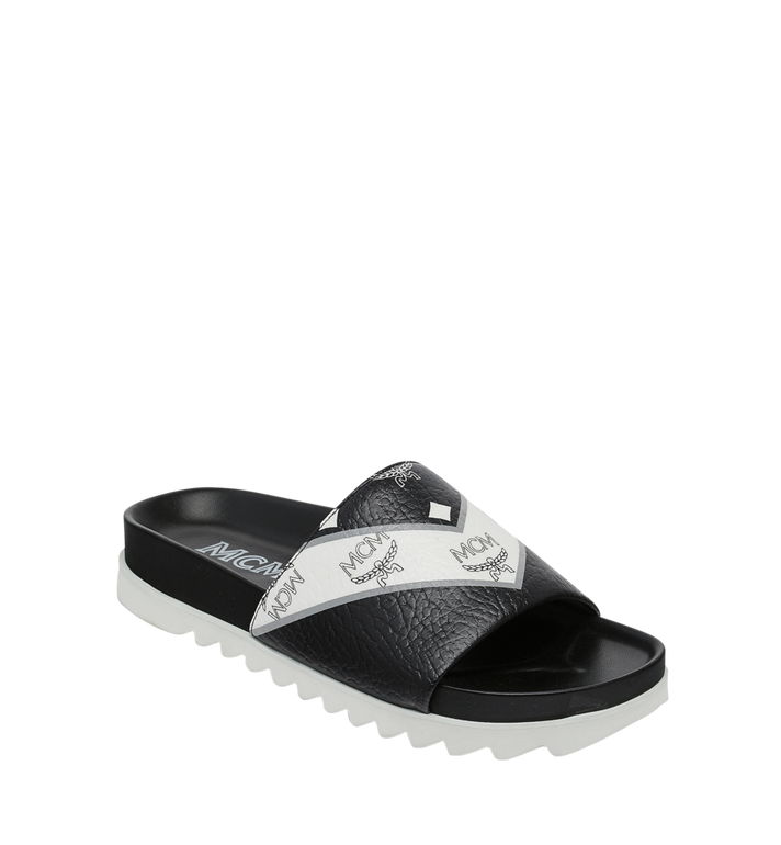 MCM Women's Slides in M Move Visetos Alternate View