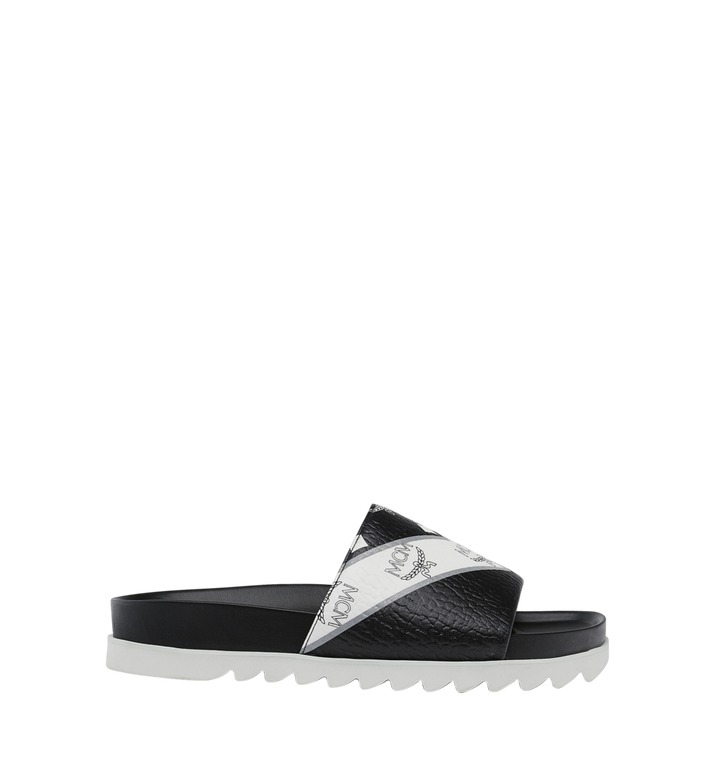 MCM Women's Slides in M Move Visetos Alternate View 2