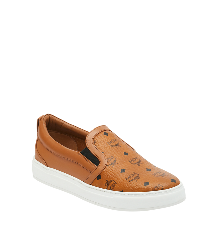 MCM Herren Visetos Pantoletten-Sneakers Alternate View