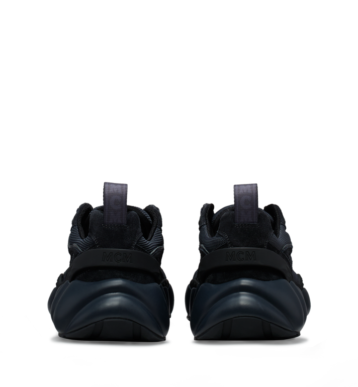 MCM Women's Himmel Low Top Sneakers in Suede Alternate View 5