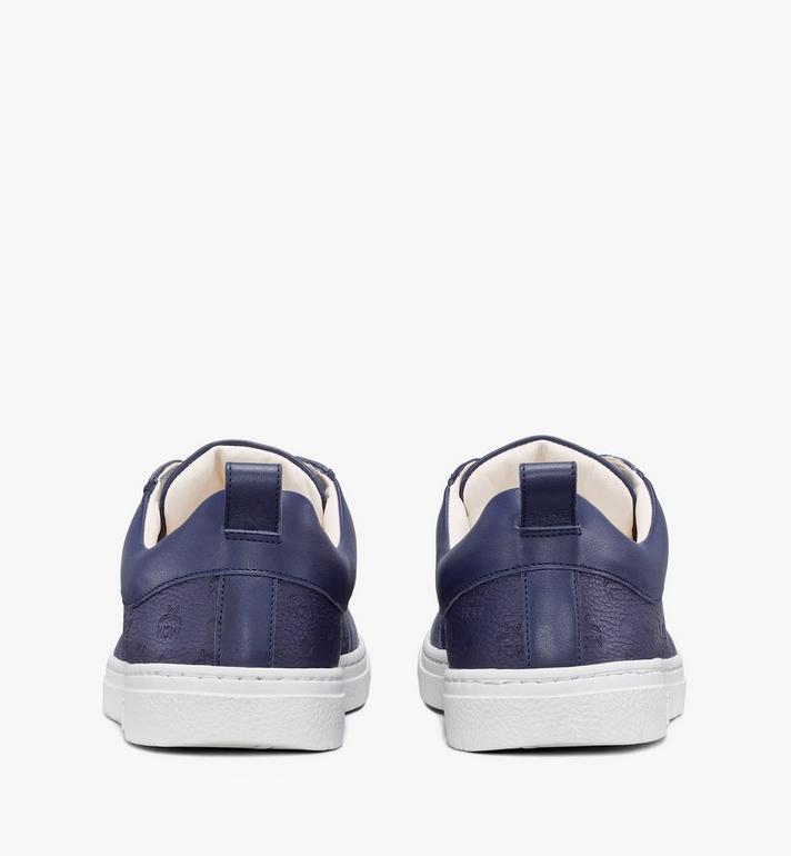 MCM Terrain Lo Sneaker für Damen Navy MESAAMM18VA037 Alternate View 3