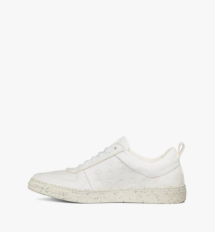 MCM Terrain Lo Sneaker für Damen White MESAAMM18WT037 Alternate View 2