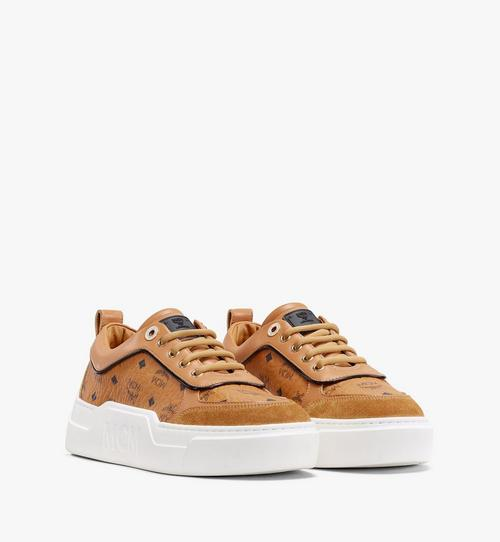 Women's Skyward Platform Sneakers in Visetos
