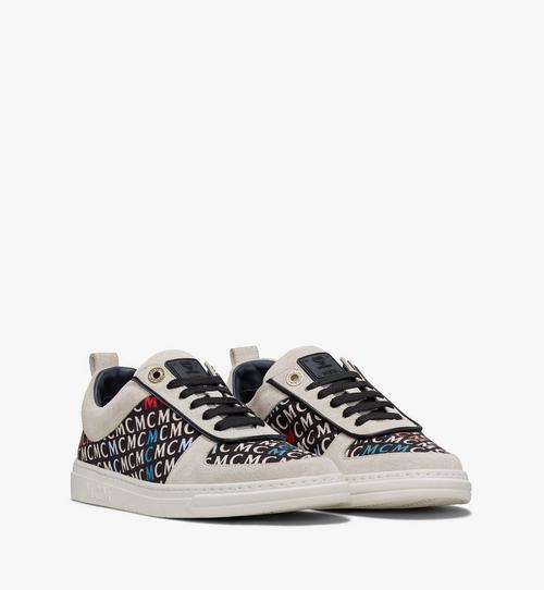 Terrain Lo Sneaker aus Canvas mit diagonalem Monogramm für Damen