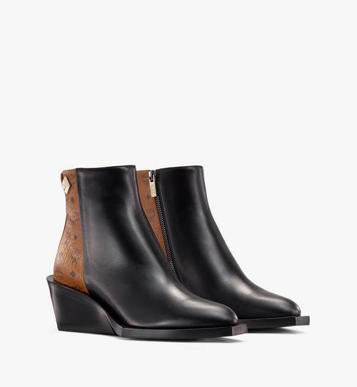 Boots en Visetos pour femme