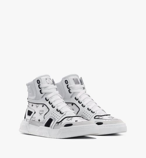 Women's Skyward High-Top Sneakers in Visetos