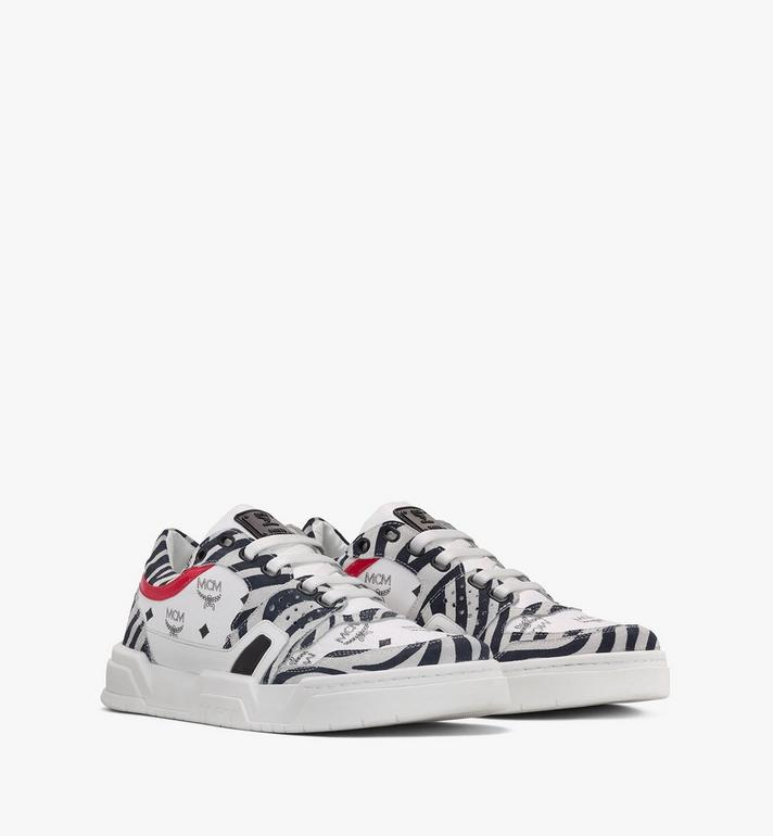 MCM Women's Skyward Low-Top Sneakers Alternate View