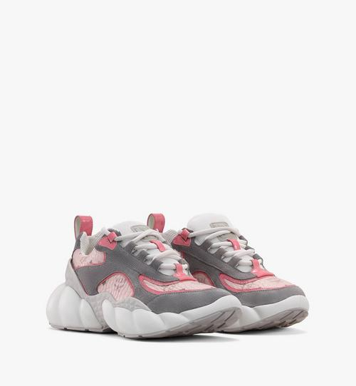 Himmel Low-Top-Sneaker in Visetos für Damen