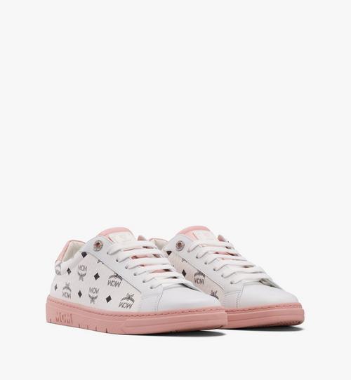 Women's Terrain Lo Sneakers in Color Block Visetos