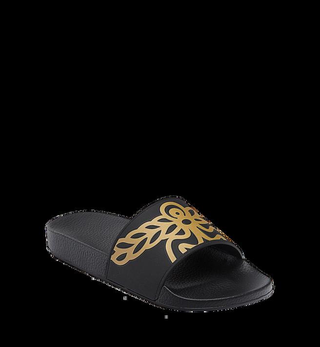 Mcm Slippers Men's Rubber Slides