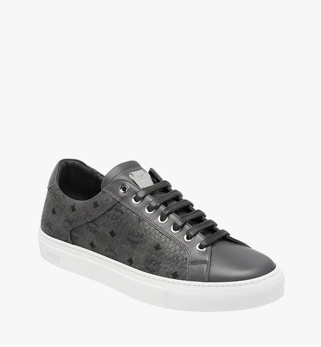 Men's Low Top Sneakers in Visetos
