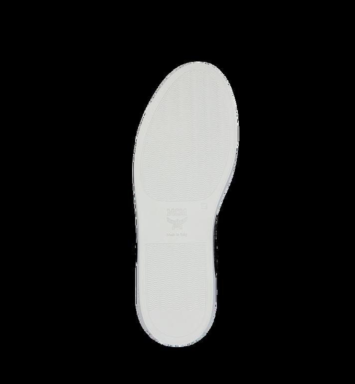 MCM Men's Low Top Sneakers in Visetos Alternate View 5