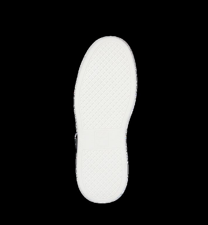 MCM Men's High Top MCM Letter Sneakers in Visetos AlternateView5