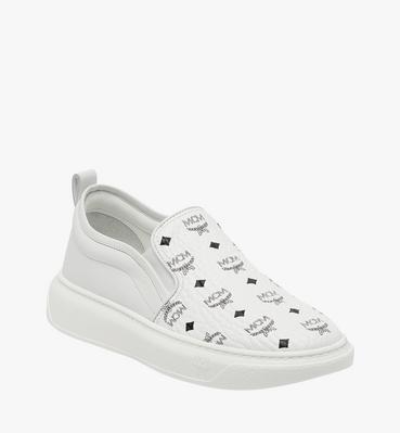 Herrenpantoletten Sneaker in Visetos