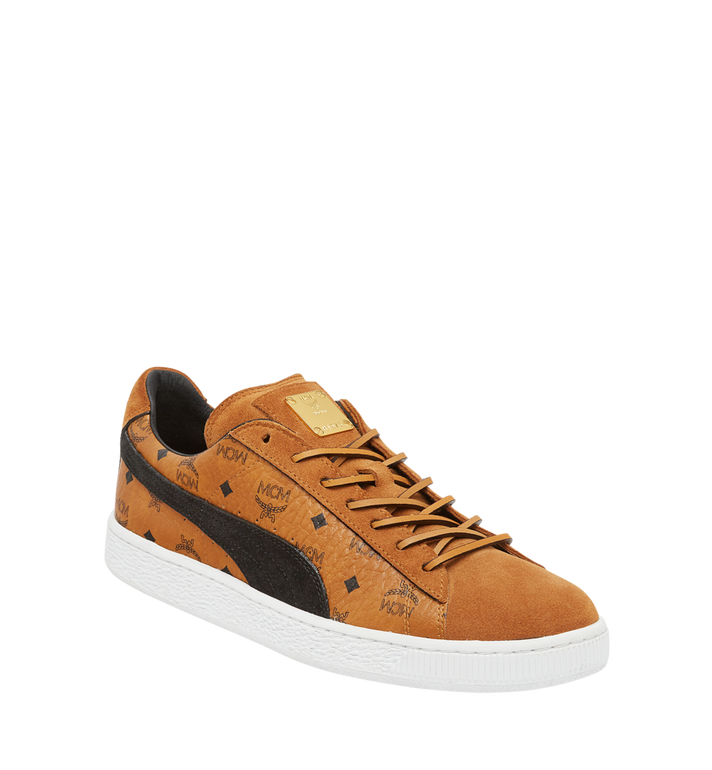 2a3336080cb ... discount mcm puma x mcm suede classic sneakers mex8smm50co390  alternateview 05879 98f95
