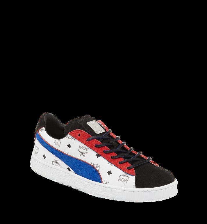 a5784e222069f8 MCM Puma x MCM Suede Classic Sneakers AlternateView