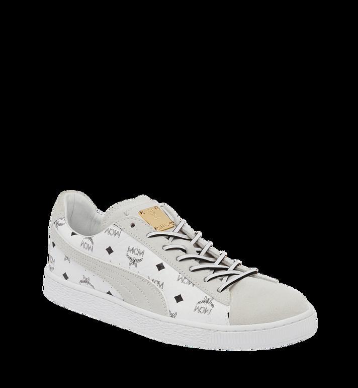 sélection premium ca798 c7ffd 39 Puma x MCM Suede Classic Sneakers White