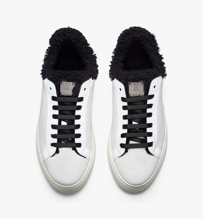 MCM Men's Milano Low-Top Sneakers  MEX9ADA02WT041 Alternate View 5