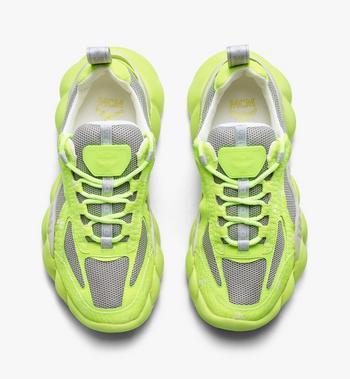 MCM Men's Low-Top Himmel Sneaker in Visetos  MEX9ANX05YN041 Alternate View 5