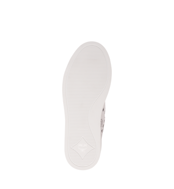 MCM Men's Classic Low Top Sneakers in Visetos Alternate View 5