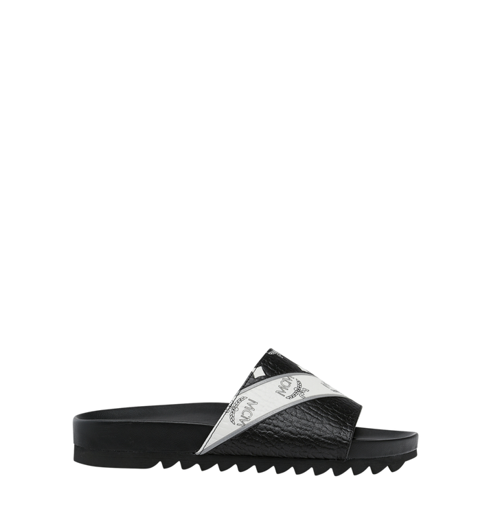 MCM Men's Slides in M Move Visetos AlternateView2