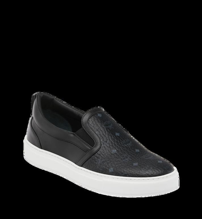 MCM Slip-on-Sneakers in Visetos Alternate View