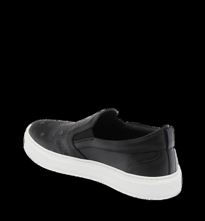 MCM Slip-on-Sneakers in Visetos Alternate View 2