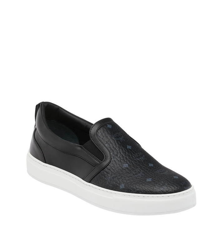 MCM Slip-on-Sneakers in Visetos Alternate View