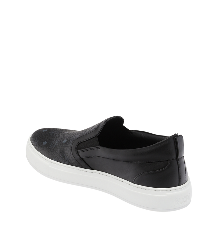 MCM Slip-on-Sneakers in Visetos Alternate View 2