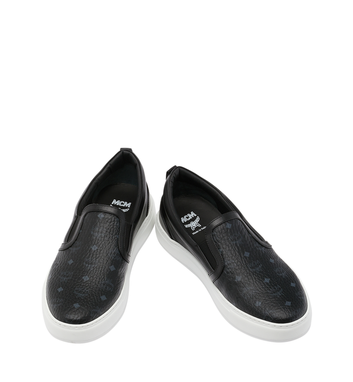 MCM Slip-on-Sneakers in Visetos Alternate View 4