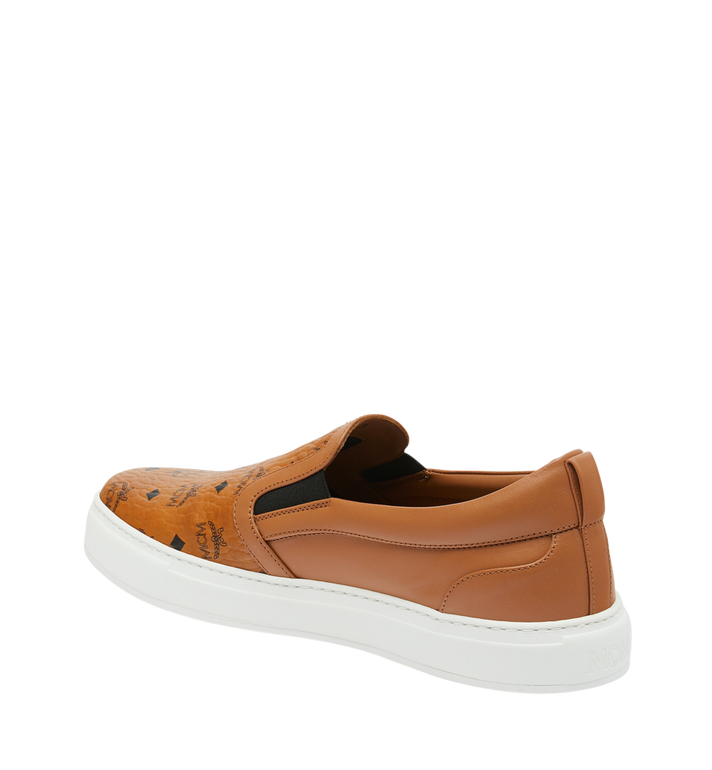 MCM Slip-on-Sneakers in Visetos Alternate View 3