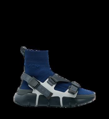MCM Herren Himmel Sock Sneakers Alternate View 2