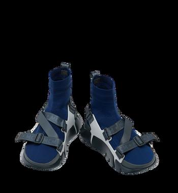 MCM Herren Himmel Sock Sneakers Alternate View 4
