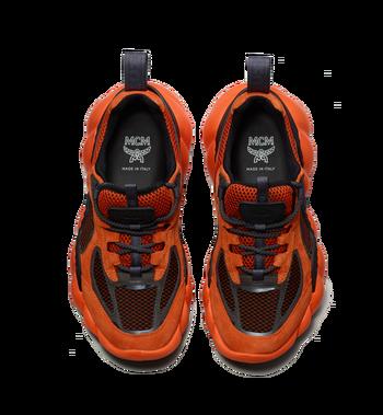 MCM Men's Himmel Low Top Sneakers in Suede Alternate View 4