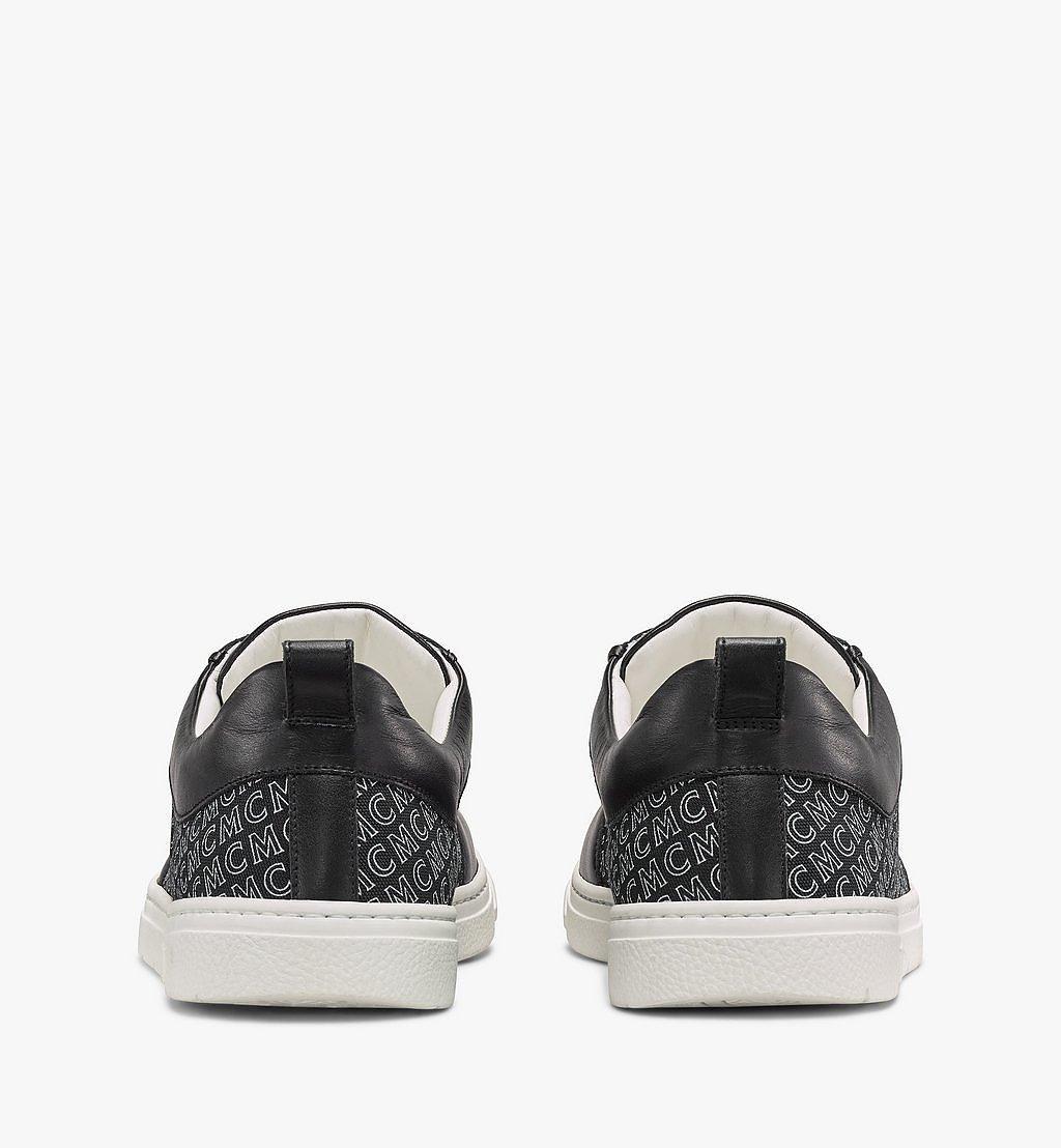 MCM Terrain Derby Low-Top-Sneaker mit diagonalem Logo für Herren Brown MEXAAMM12BK041 Noch mehr sehen 1