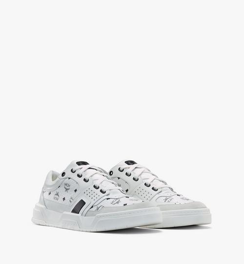 Men's Skyward Low-Top Sneakers in Visetos