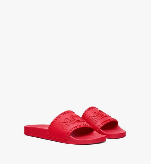 Men's Big Logo Rubber Slides