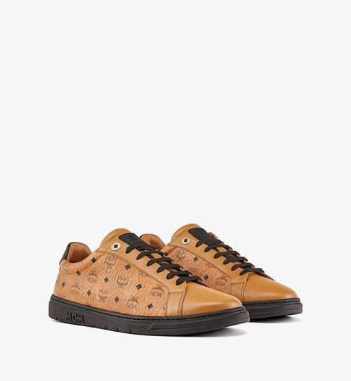 Men's Color Block Terrain Lo Sneakers in Visetos